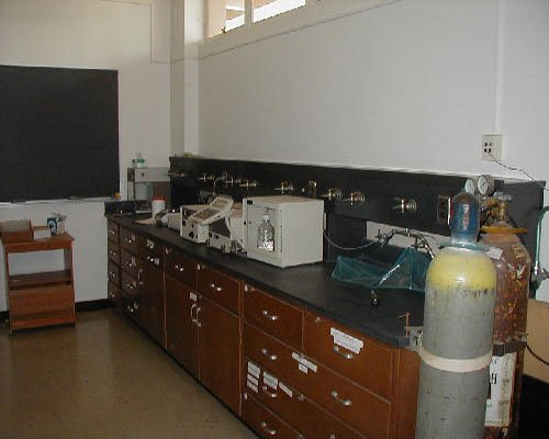 Here is a research lab