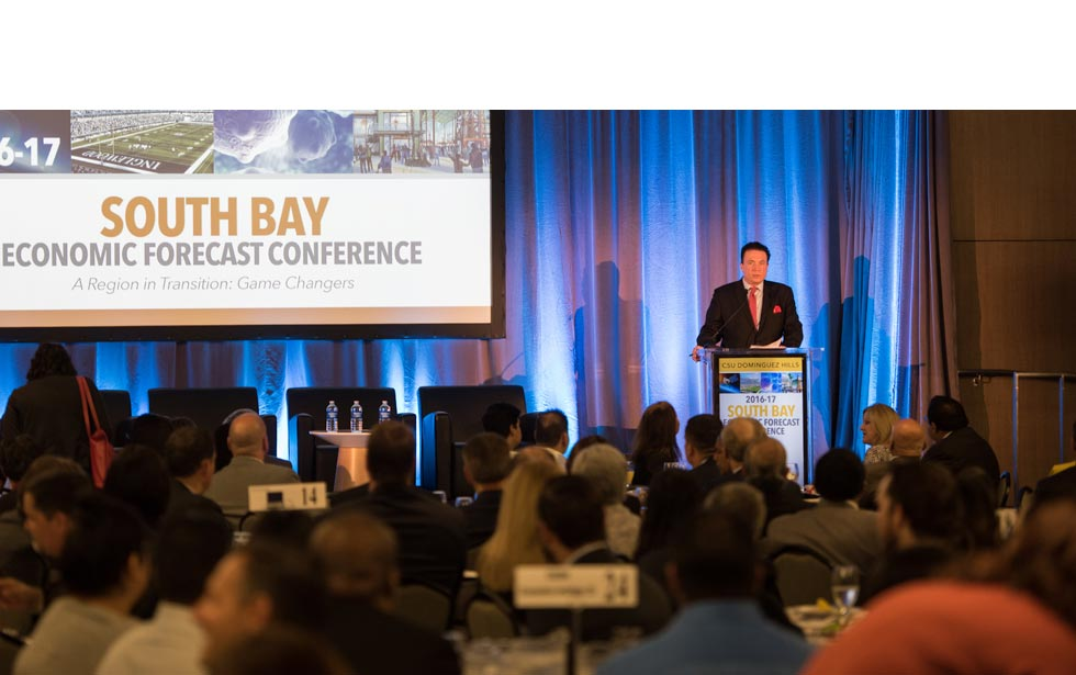 South Bay Economic Forecast Conference 2017