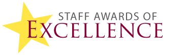 Staff Awards of Excellence