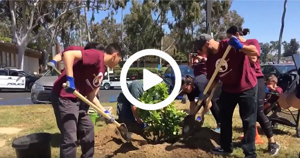 CSUDH Earth Day Promo Video Still